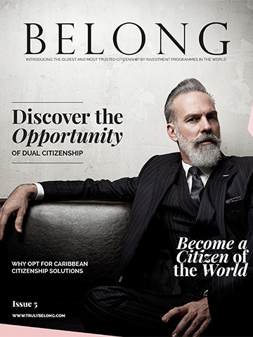 Belong Magazine Issue 5 Winter Edition